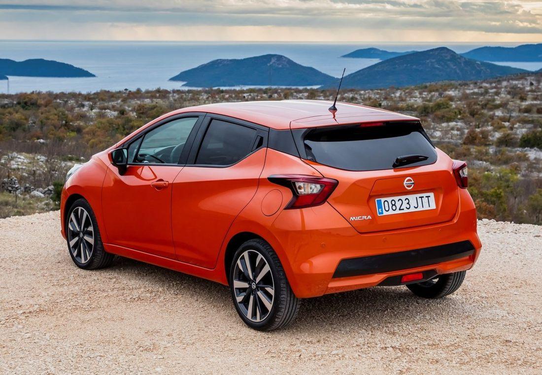 El Nissan March europeo adiciona un motor 1.0 litro para ...