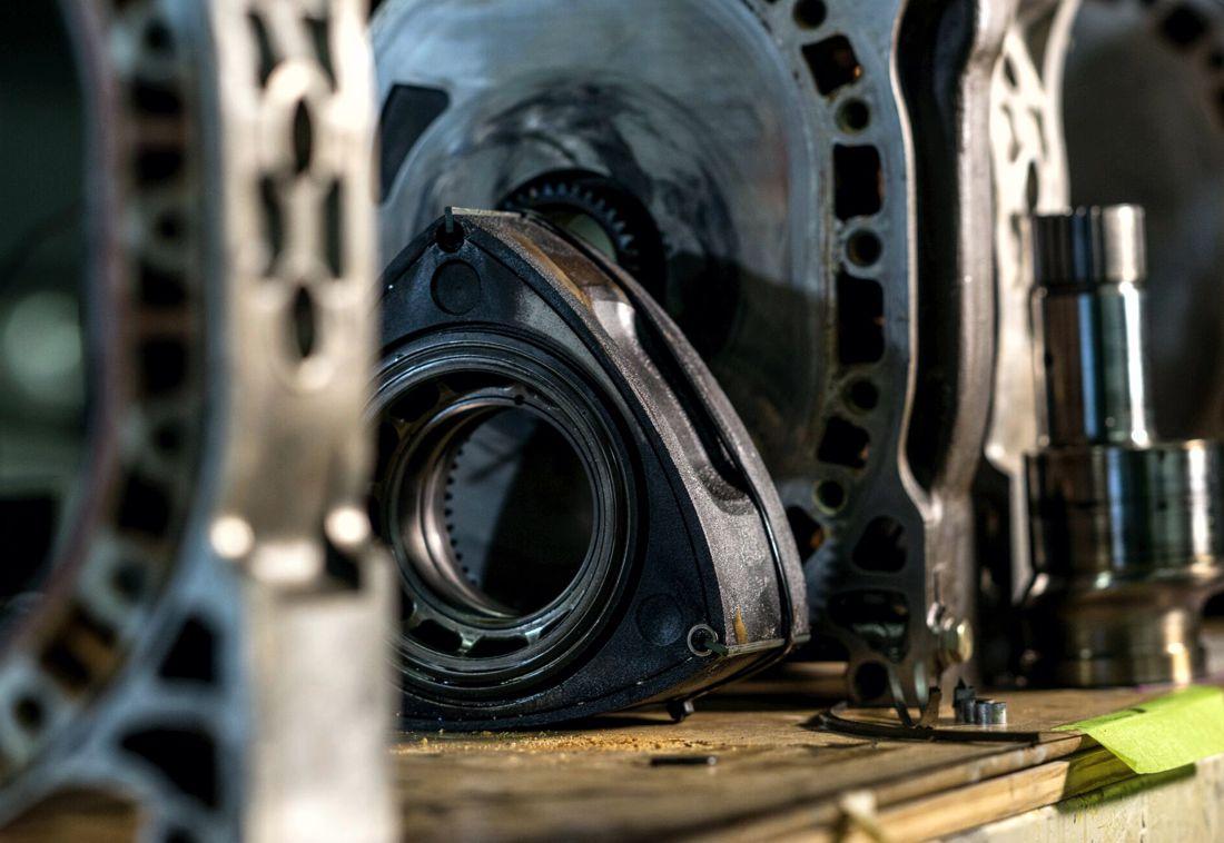 mazda motor rotativo, mazda rx-7, mazda rx-8, mazda cosmo sport, historia motor rotativo mazda, funcionamiento motor rotativo