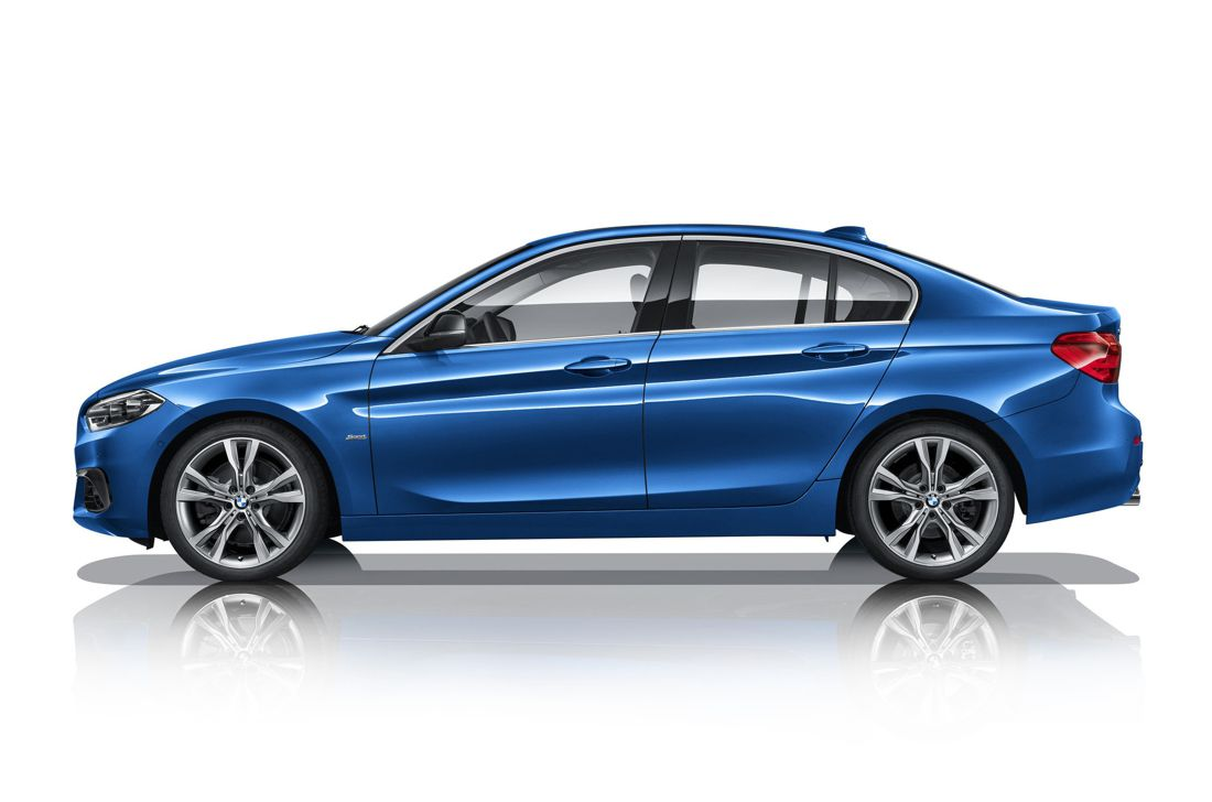 bmw serie 1 sedan, bmw serie 1 sedan china, bmw 1 series china