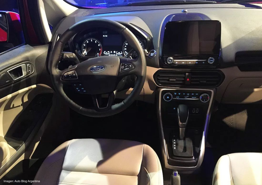 ford ecosport 2018, ford ecosport 2018 argentina, ford ecosport 2018 colombia