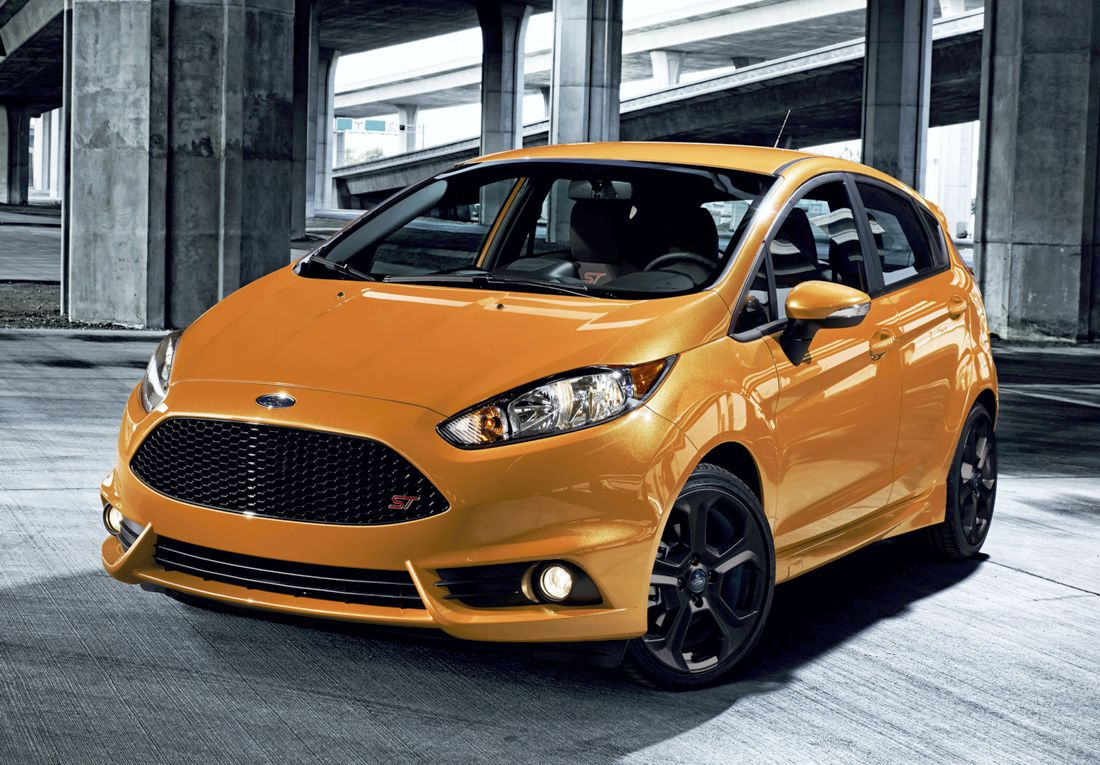 ford fiesta st colombia, ford fiesta st