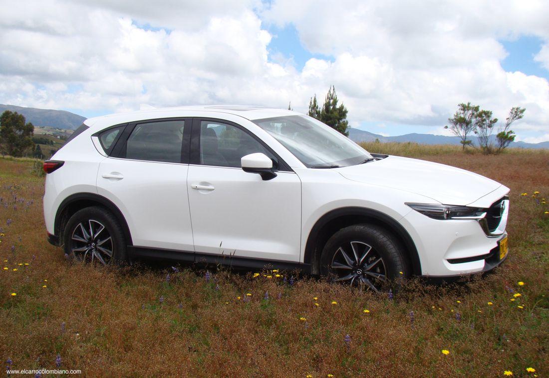 Mazda CX-5 2018: Características, versiones y precios en ...