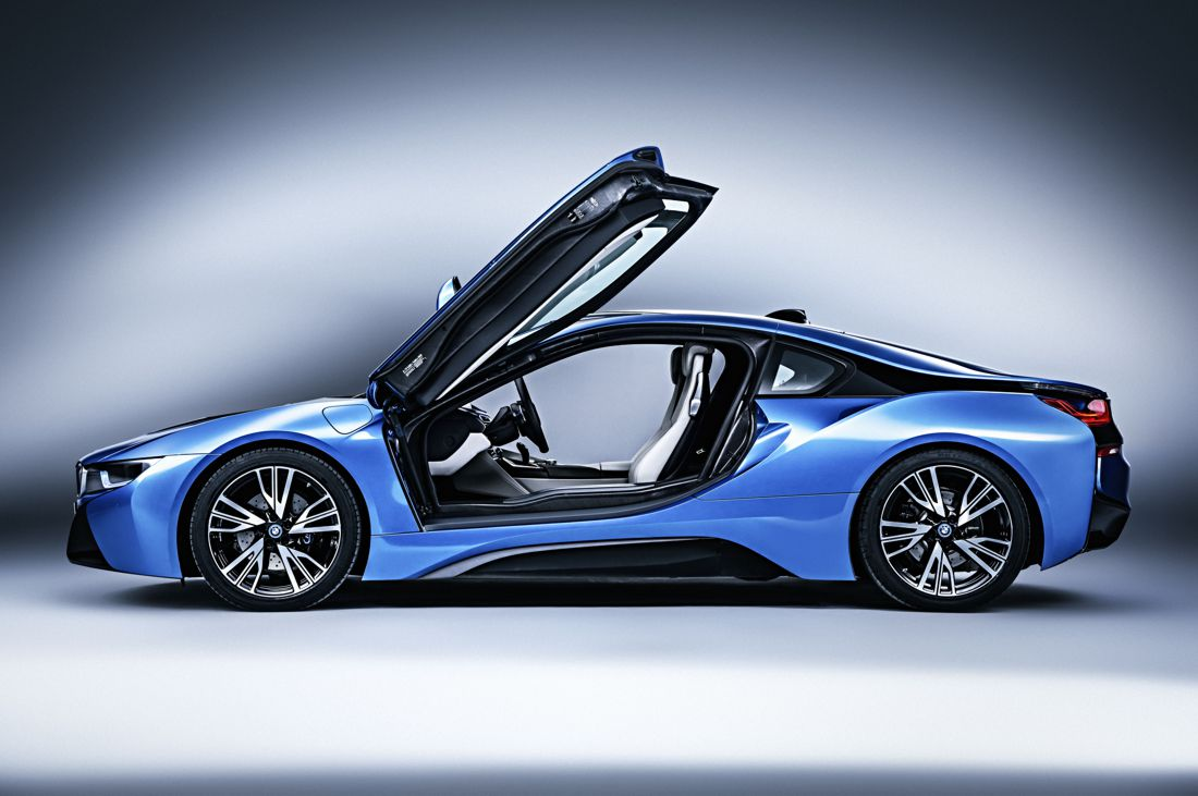 bmw i8 colombia