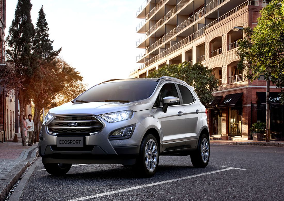 ford ecosport 2018 colombia