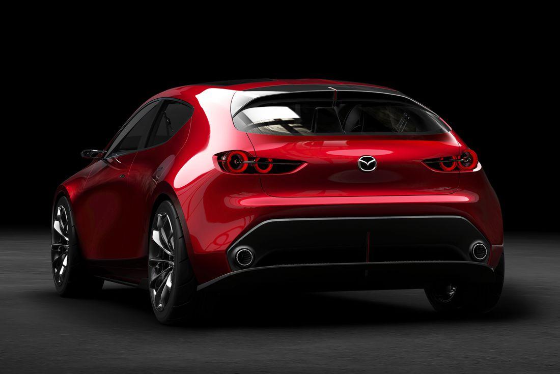 mazda kai concept, mazda 3 2020, mazda vision coupe, mazda tokio autoshow 2017