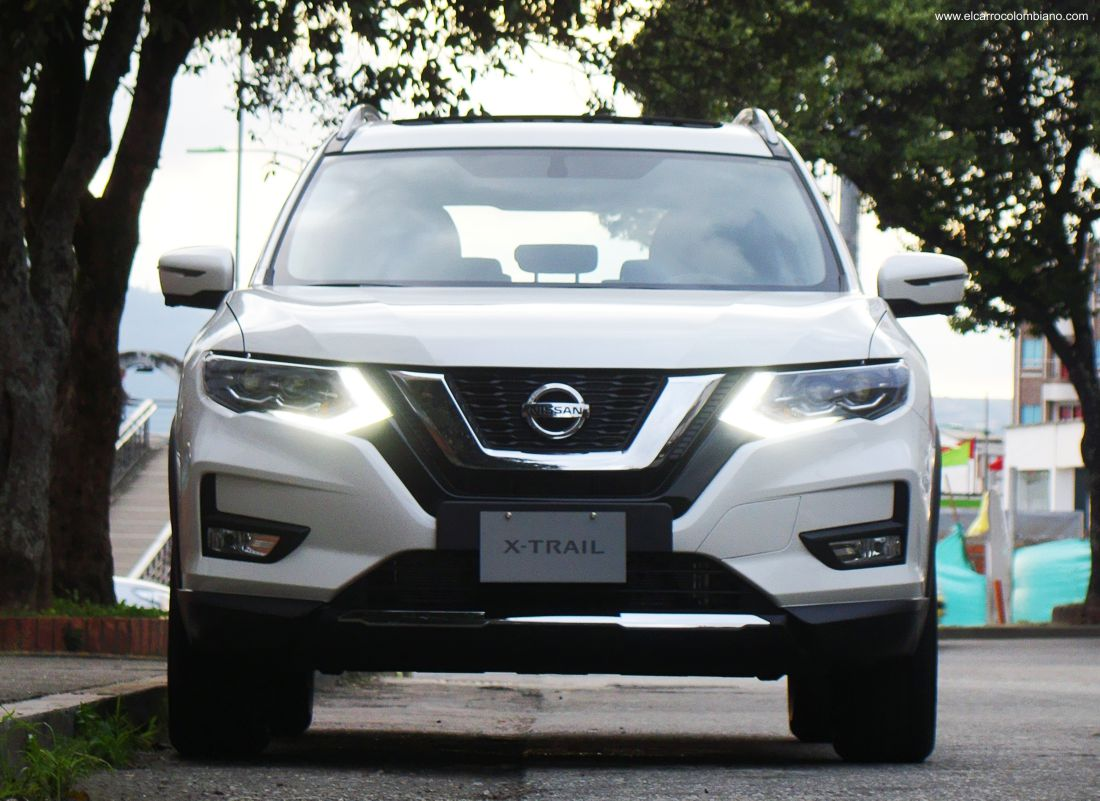 nissan x-trail 2018 colombia, nissan x-trail 2018, nissan x-trail colombia