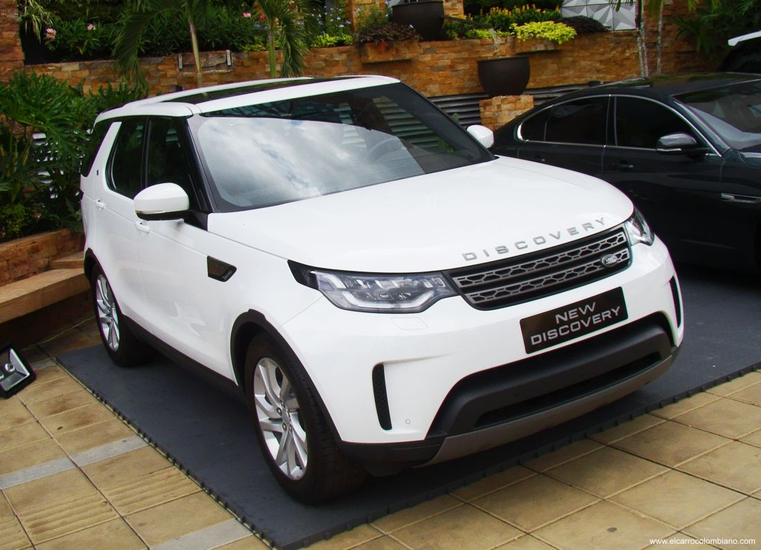 land rover discovery 2018 colombia, land rover discovery colombia
