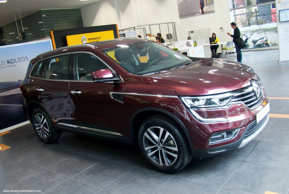 ventas de carros en colombia 2017, ventas de carros renault en colombia, renault colombia ventas