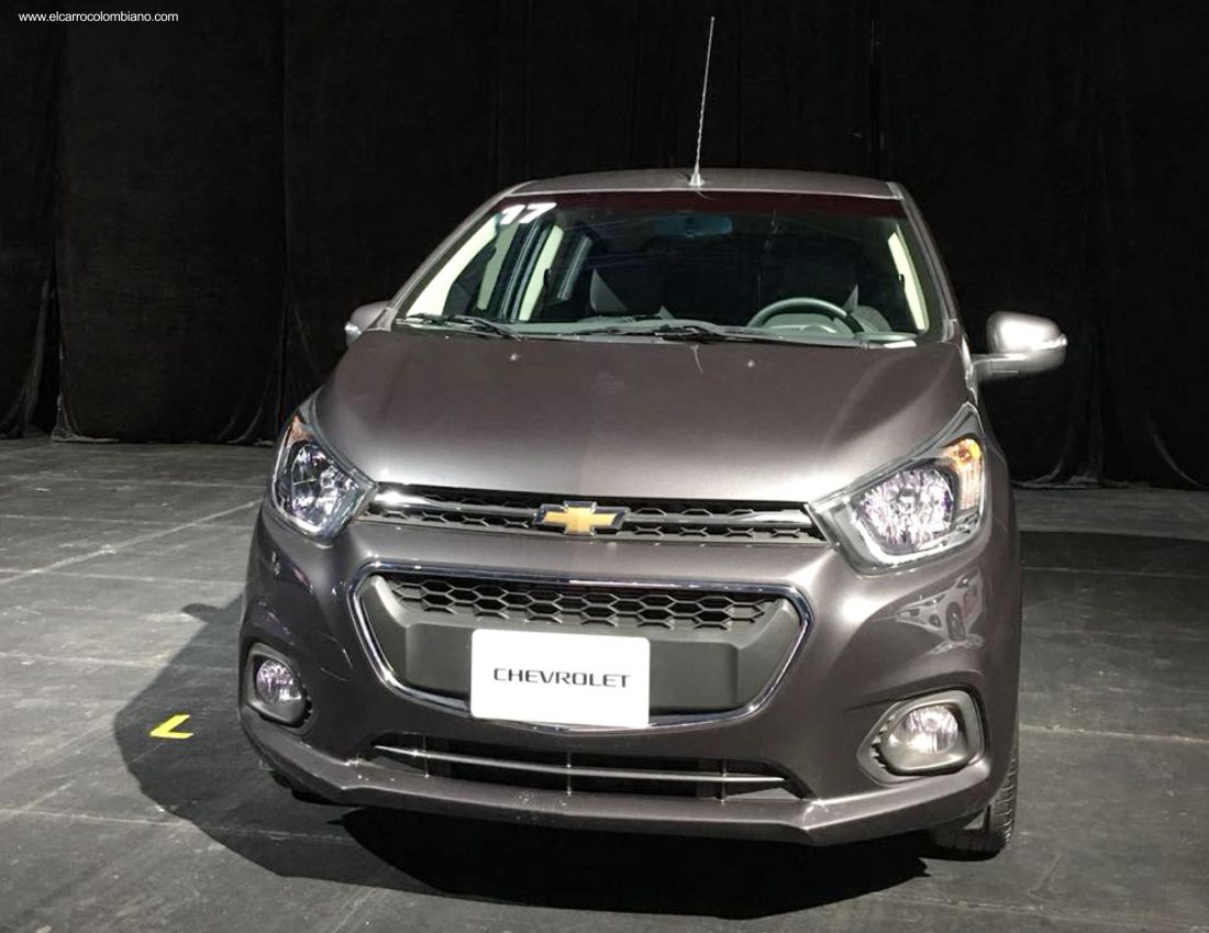 chevrolet spark gt 2018 colombia, chevrolet spark gt 2018, chevrolet spark gt colombia, chevrolet spark gt