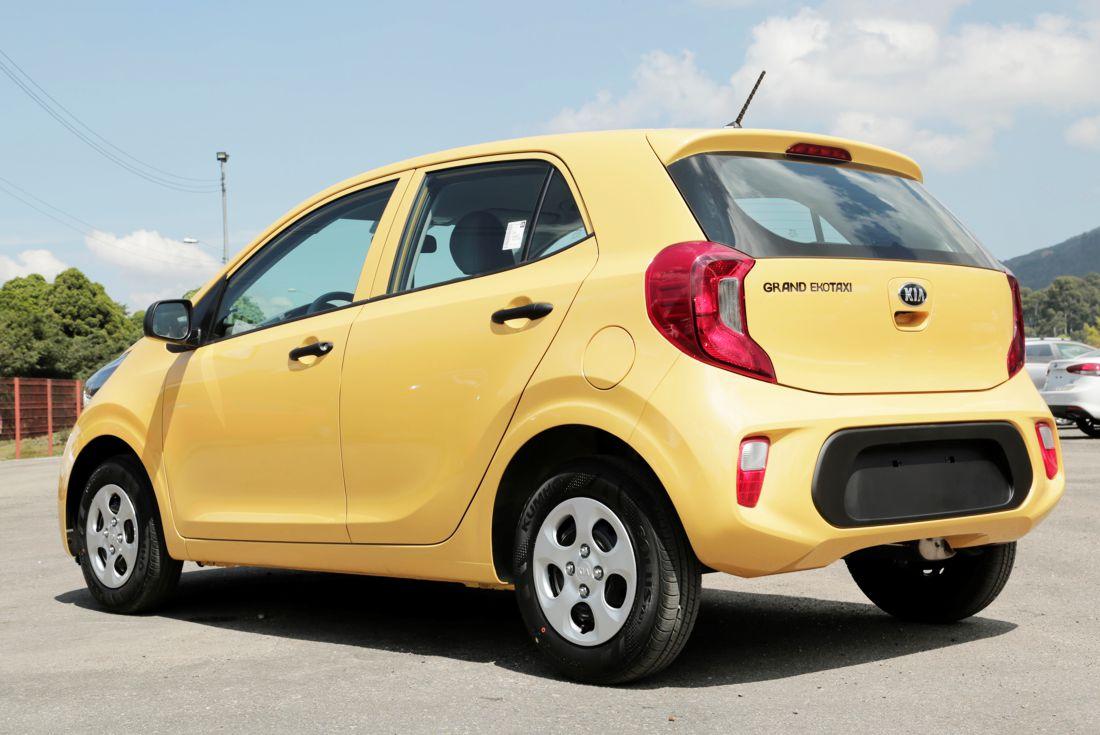 kia grand eko taxi, kia grand eko taxi 2018, taxi kia 2018, kia picanto taxi 2018, taxis kia colombia