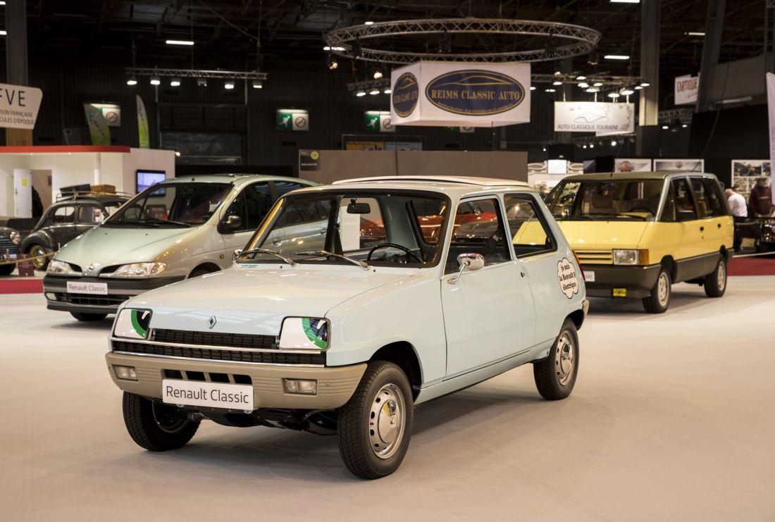 renault 120 años, renault antiguos, renault antiguos colombia, renault classic colombia, renault retromobile 2018